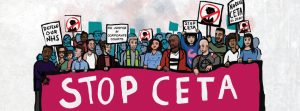 Noi al CETA gliele cantiamo