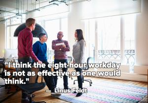 """FILIMUNDUS: """"το εργασιακό οχτάωρο δεν είναι τόσο αποδοτικό όσο νομίζουμε"""""""