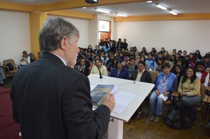 La semilla de la Nación Humana Universal, fue sembrada en Bolivia con la visita de Guillermo Sullings