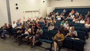 Más de 40 movimientos, agrupaciones y medios se dan cita en las Jornadas de Calabria66