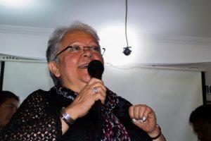 «El silencio de los fusiles hizo emerger los otros problemas de Colombia» Imelda Daza