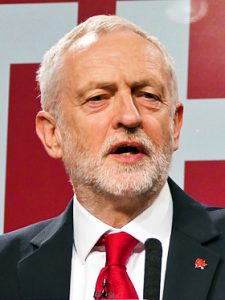 With bold 'for the many' platform, Corbyn rides Sanders-like wave in UK