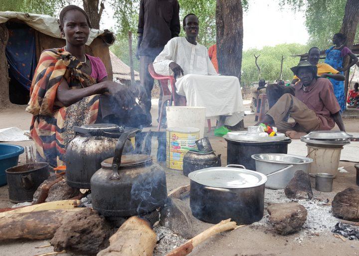 Sud Sudan: migliaia di sfollati a rischio colera e malnutrizione