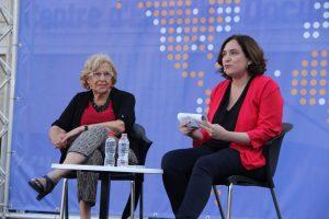 Manuela Carmena: » La ciudad es el lugar para cambiar las cosas»