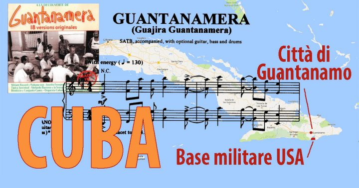 Guantanamera, una canzone per la libertà e la giustizia sociale