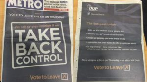 UK elections: Mrs May's new embarrassing bedfellows
