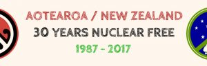 New Zealand nuclear-free law celebrated as UN negotiates a global ban!