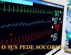 Desmonte da Saúde torna-se mais nítido com a crise do Hospital São Paulo