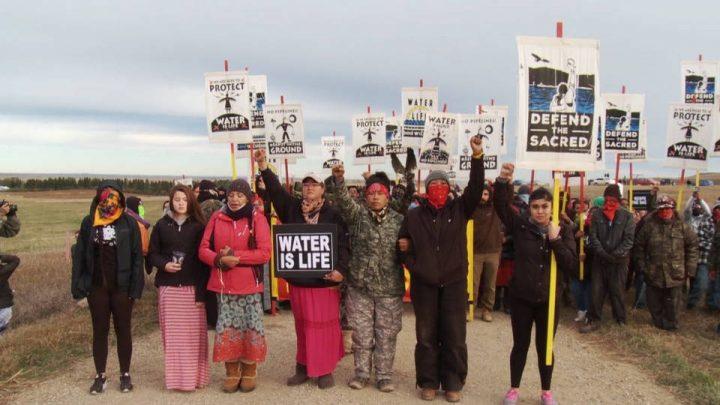 Primi atti ufficiali della nuova amministrazione USA: Biden ferma il gasdotto in terra indigena