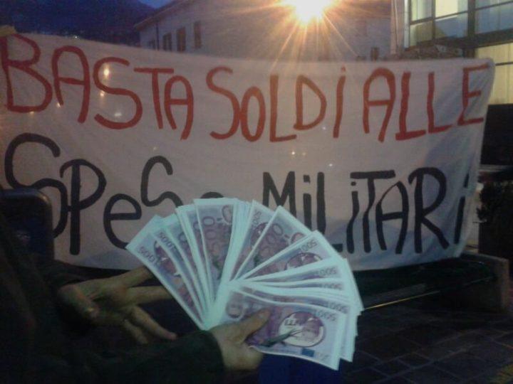 Pour une réduction des dépenses militaires dans le New Deal de DiEM25 : une contribution de Pressenza