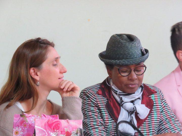 Relatora de la ONU y presidenta de la Campaña Mundial por la Educación instan por la garantía del derecho a la educación y participación en Honduras