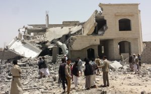 UK Conservative government licensed £4.1 billion in arms to Middle East since May 2015