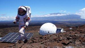 Μπορούμε να ζήσουμε στο διάστημα;