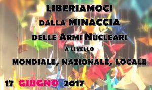 Livorno: liberiamoci dalla minaccia delle armi nucleari