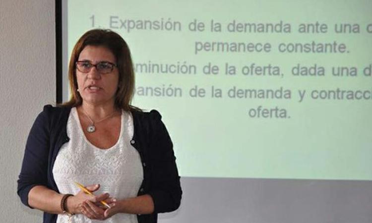 L'économiste Pascualina Curcio Curcio