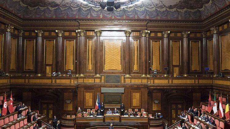 disarmo nucleare senato italia