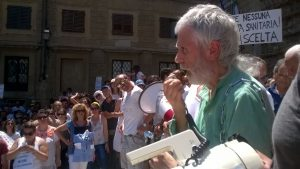 Firenze: fiaccolata per la libertà di scelta vaccinale