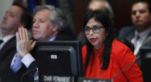 Reunion de cancilleres de la OEA sobre Venezuela reaundará el 19 de junio de 2017