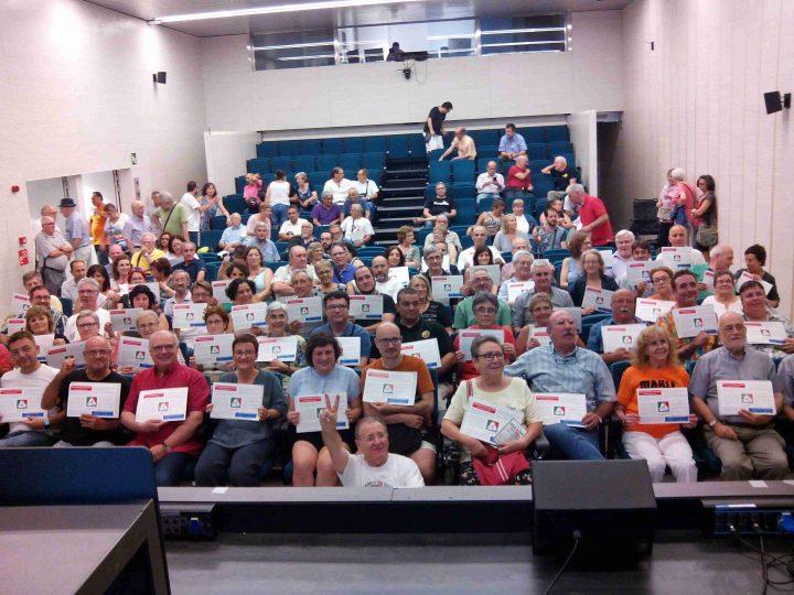 Acte de reconeixement i compromís amb la Llei de la Renda Garantida de Ciutadania