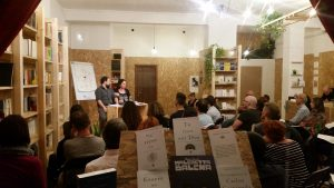 Tlon, la libreria teatro che contamina il quartiere