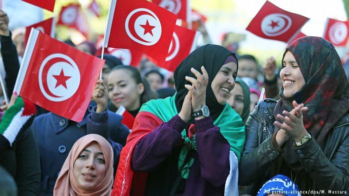 Tunisia: Women celebrate their rights