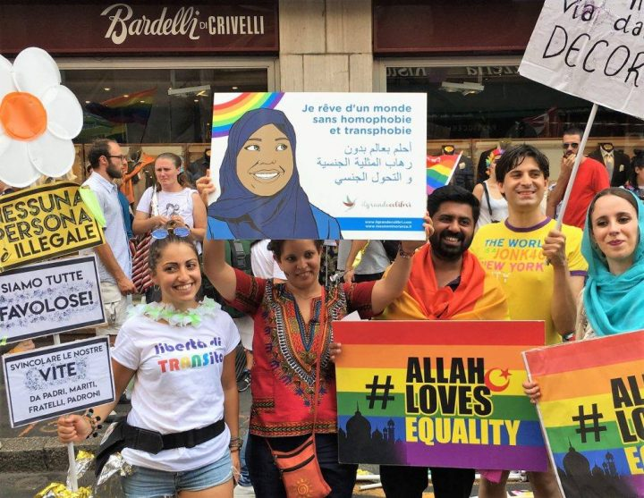 "Can you be both gay and Muslim? Interview with Wajahat Abbas Kazmi of ""Allah Loves Equality"""