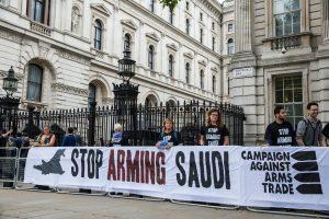 Jemen: 1.000 Tage Bombardierung, internationaler Aktionstag