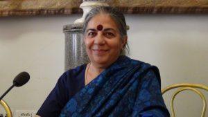 Βαντάνα Σίβα: «Η Μη βία φτιάχνει ένα Δυνατό Πνεύμα»