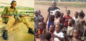Junior Nzita, ex bambino soldato: sconfiggere il male con il bene