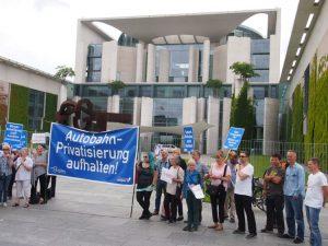 Überwiegende Mehrheit der Deutschen lehnt privaten Bau von Autobahnen ab