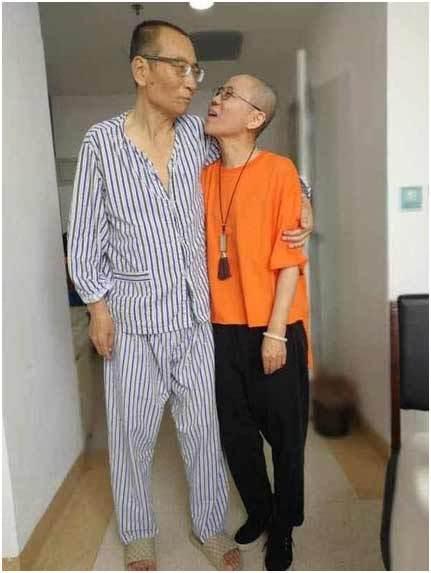 Liu Xiaobo And Liu Xia: A Love That Survived Incredible Odds