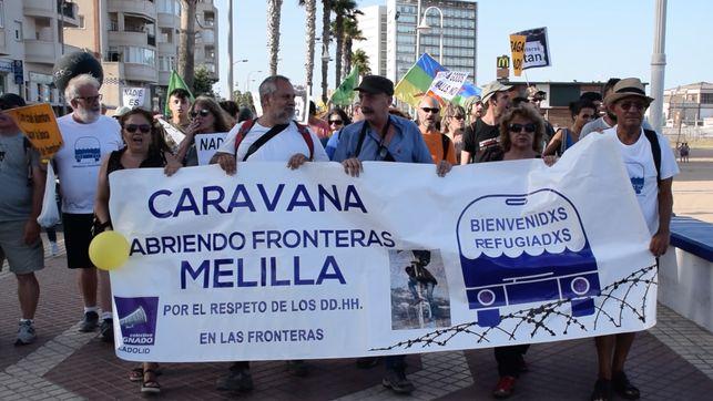 Melilla, paradigma de l'Europa-fortalesa