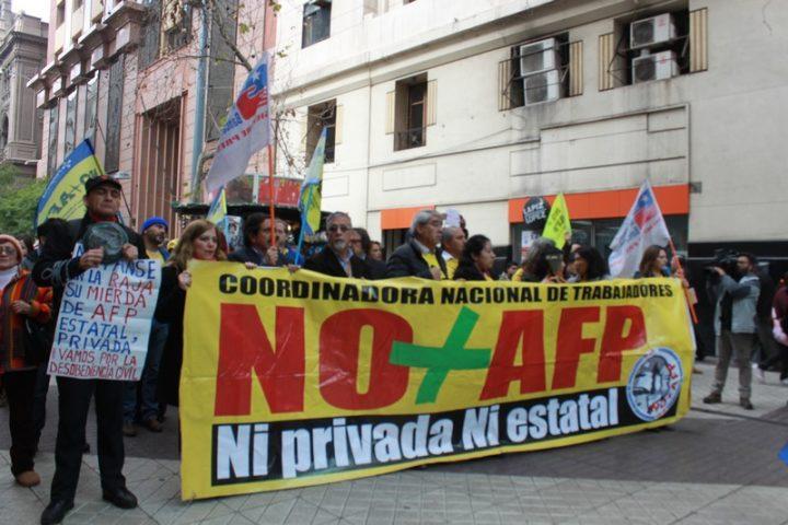 Chile: No+AFP, un año