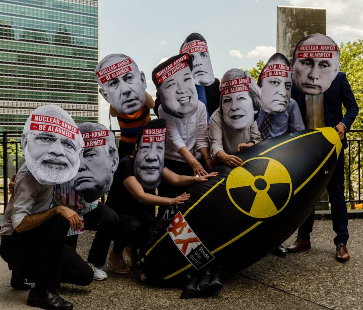 Towards adoption of a strong nuclear ban treaty on 7 July