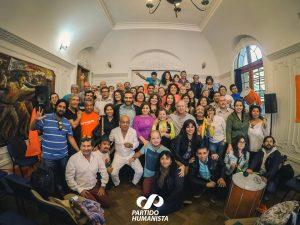 Comunicado Partido Humanista sobre afiliaciones en Chile
