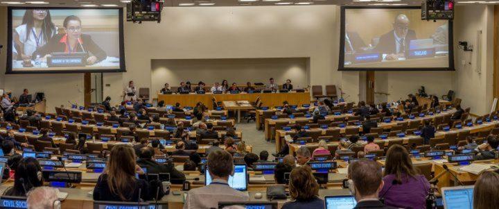 Une centaine de pays s'apprête à adopter à l'ONU un traité révolutionnaire pour interdire les armes nucléaires