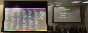 Un évènement historique à l'ONU