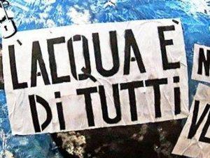 Acqua pubblica nel Lazio. Dove siamo a 3 anni dall'approvazione della legge 5/2014?