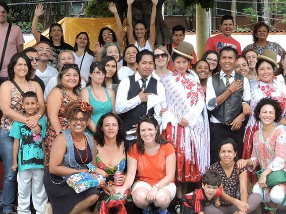 Reflexões sobre o significado de ser brasileira e reivindicar a identidade latino-americana