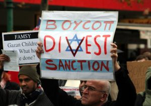 U.S And Israel's Violent Opposition To The BDS Movement