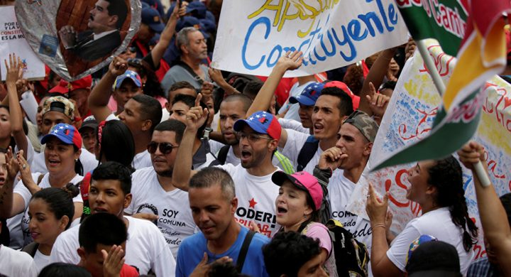 """Fundador de Telesur y Asamblea Constituyente en Venezuela: """"Hay un pueblo que sigue siendo chavista"""""""