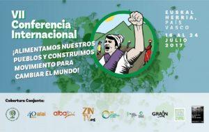 La Vía Campesina en Pressenza Internacional En la Oreja
