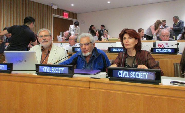 Un evento storico : l'adozione del Trattato Internazionale di Interdizione delle Armi Nucleari
