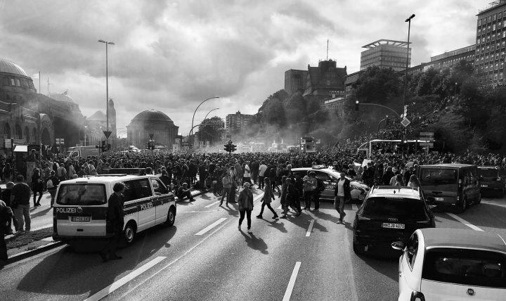 G20 Aktuell: Höllenszenen