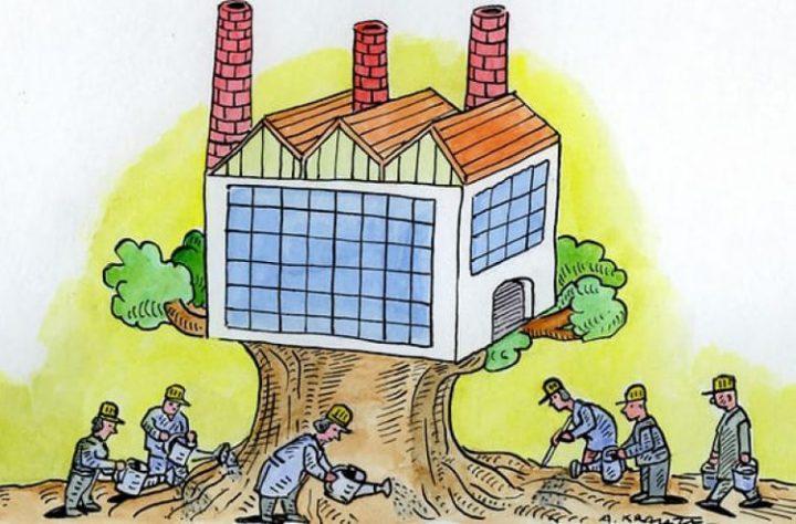 Guardian: Oι εργάτες της ΒΙΟΜΕ απάντηση στην κατάρρευση του καπιταλισμού