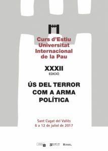L'ús del terror com a arma política
