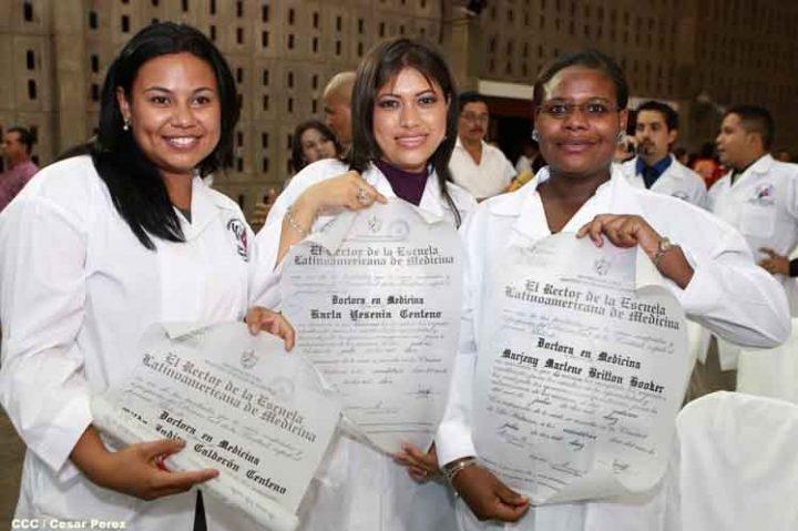 Gut 3.800 Studierende aus dem Ausland beenden Medizinstudium in Kuba