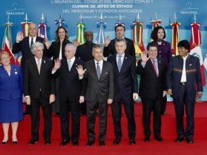 Tras el acto fallido de Mendoza, la Triple Alianza insiste en expulsar a Venezuela del Mercosur