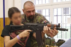The militarisation of society: Education for war in Czech Schools