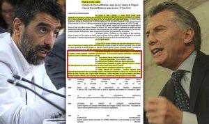 Justicia Brasilera: el Grupo Macri es un genocida empresarial